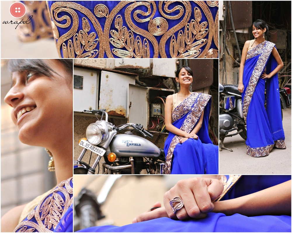 royal_blue_saree_wrapd