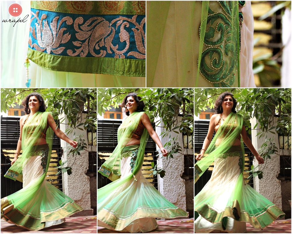 shaded_green_lehenga_wrapd
